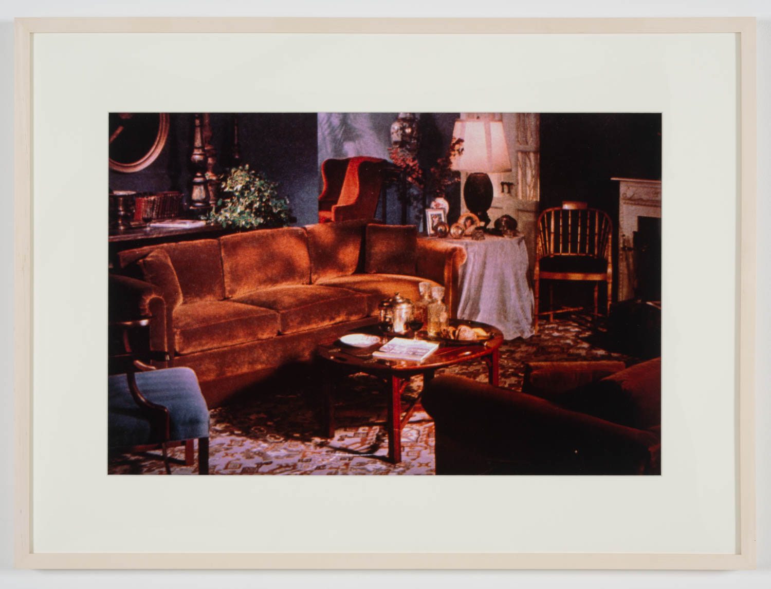 Richard Prince<div><i>Untitled (Living rooms)</i>, (detail) 1977</div><div><br></div>